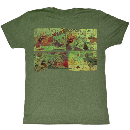 Popeye T-Shirt - Fightin' Around the World