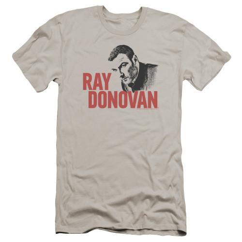 Image for Ray Donovan Premium Canvas Premium Shirt - Burned Poster