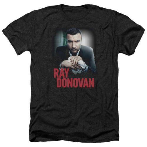 Image for Ray Donovan Heather T-Shirt - Clean Hands
