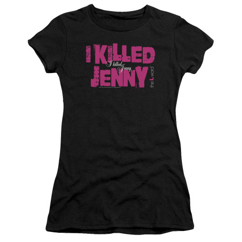 Image for The L Word Girls T-Shirt - I Killed Jenny