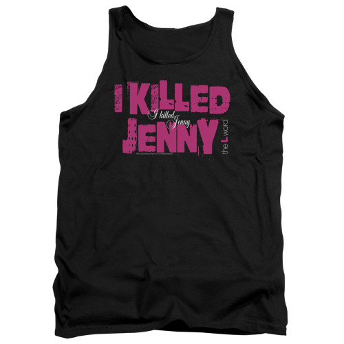 Image for The L Word Tank Top - I Killed Jenny