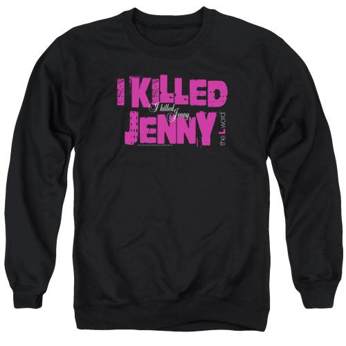 Image for The L Word Crewneck - I Killed Jenny