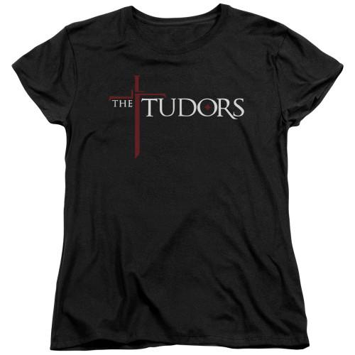 Image for The Tudors Woman's T-Shirt - Logo