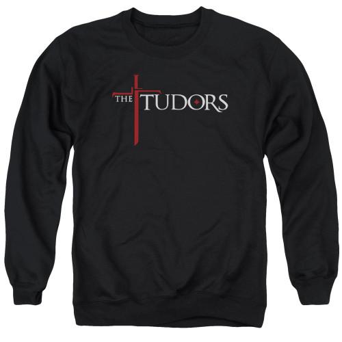 Image for The Tudors Crewneck - Logo
