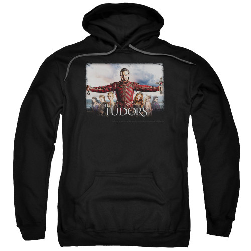 Image for The Tudors Hoodie - The Final Seduction