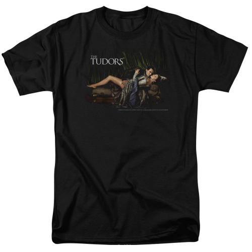 Image for The Tudors T-Shirt - The King and His Queen