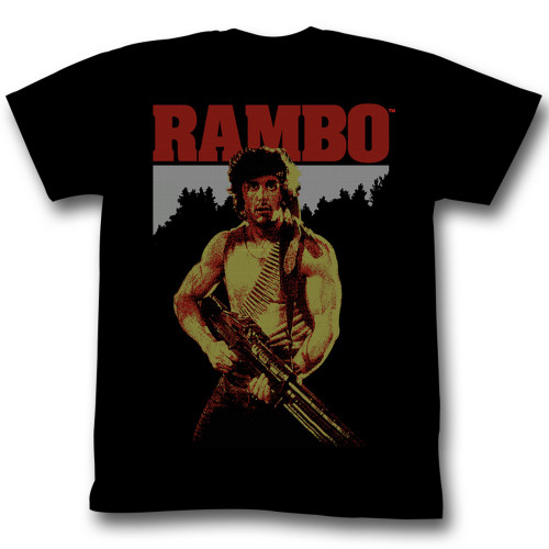 Image for Rambo T-Shirt - Real