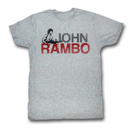 Image for Rambo T-Shirt - Jonbo