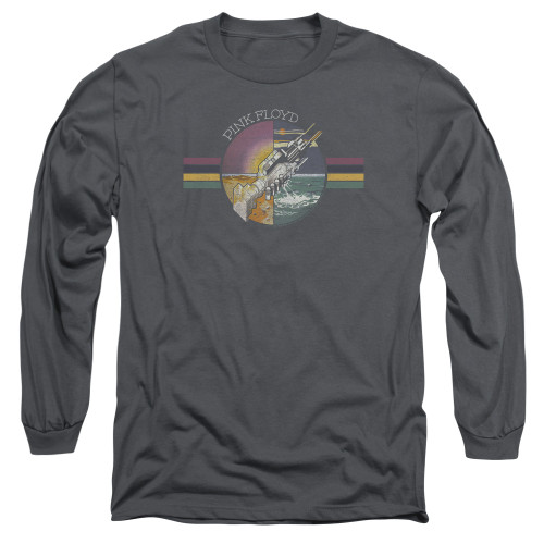 Image for Pink Floyd Long Sleeve T-Shirt - Welcome to the Machine