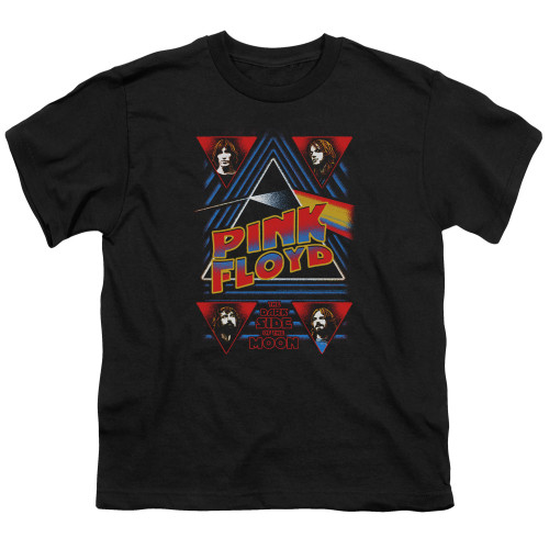 Image for Pink Floyd Youth T-Shirt - Dark Side