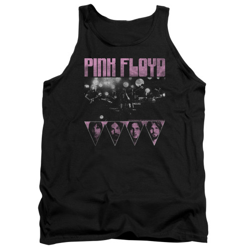 Image for Pink Floyd Tank Top - Pink Four