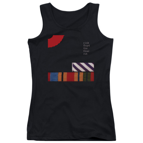 Image for Pink Floyd Girls Tank Top - The Final Cut