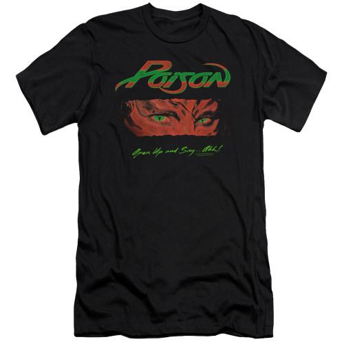 Image for Poison Premium Canvas Premium Shirt - Open Up