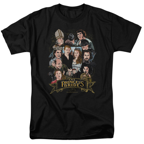 Image for The Princess Bride T-Shirt - A Timeless Tale