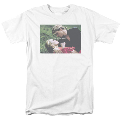 Image for The Princess Bride T-Shirt - As You Wish