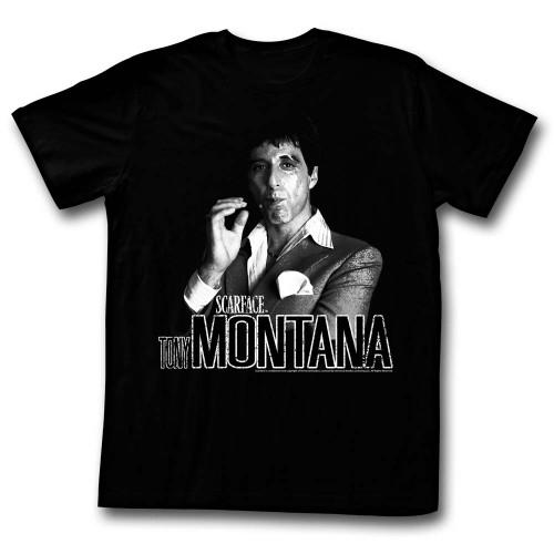 Image for Scarface T-Shirt - Tony Montana