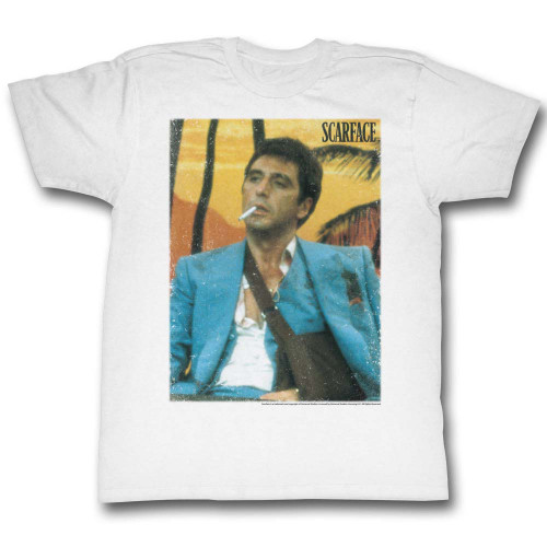 Image for Scarface T-Shirt - Cig
