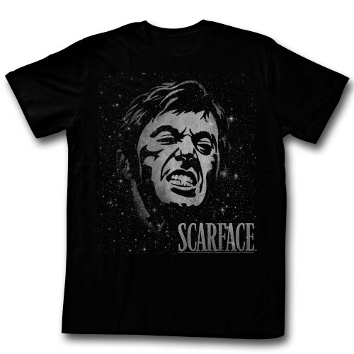 Image for Scarface T-Shirt - Space