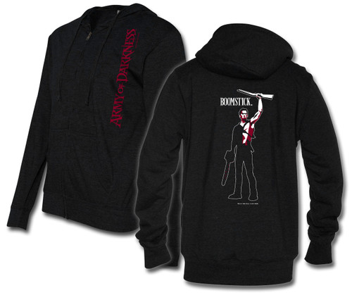 Image for Army of Darkness Hoodie - Boomstick