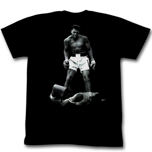 Image for Muhammad Ali T-Shirt - Ali Over Liston