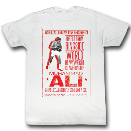 Image for Muhammad Ali T-Shirt - Poster