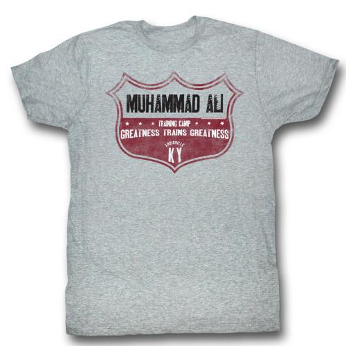 Image for Muhammad Ali T-Shirt - Crest