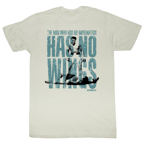 Image for Muhammad Ali T-Shirt - Wings