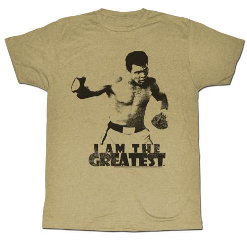 Image for Muhammad Ali T-Shirt - I am the Greatest