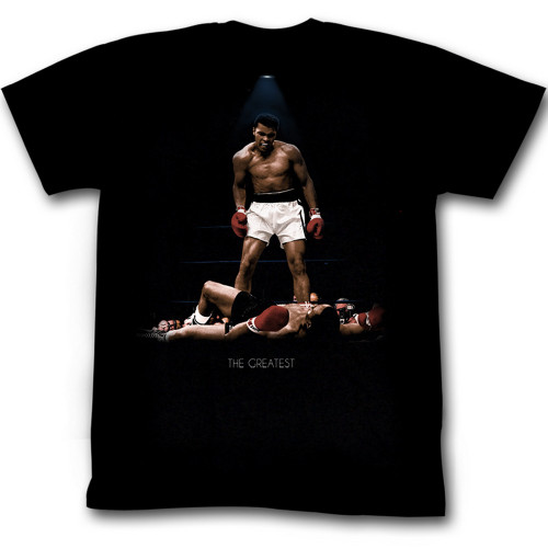 Image for Muhammad Ali T-Shirt - All Over Again