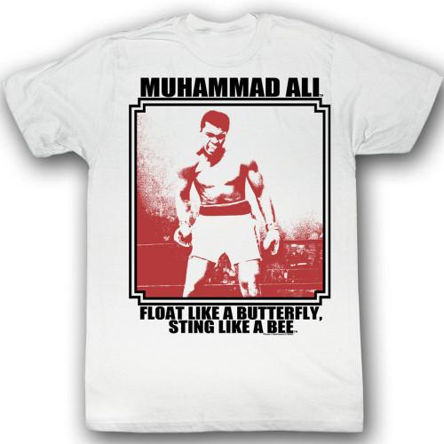 Image for Muhammad Ali T-Shirt - Pose
