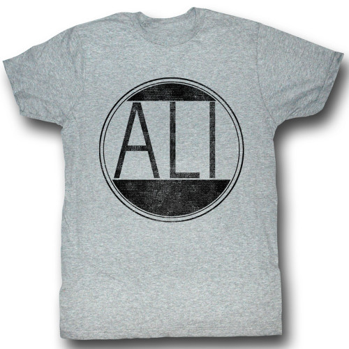 Image for Muhammad Ali T-Shirt - Circle