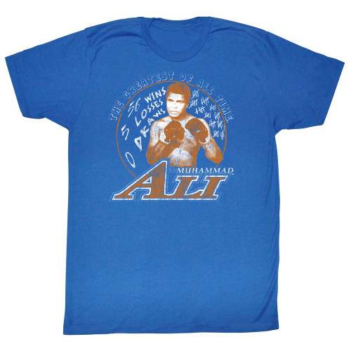 Image for Muhammad Ali T-Shirt - Rippin It Up