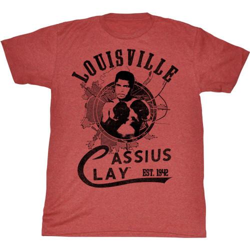 Image for Muhammad Ali T-Shirt - Louisville