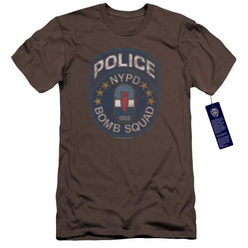 Image for New York City Premium Canvas Premium Shirt - Bomb Squad