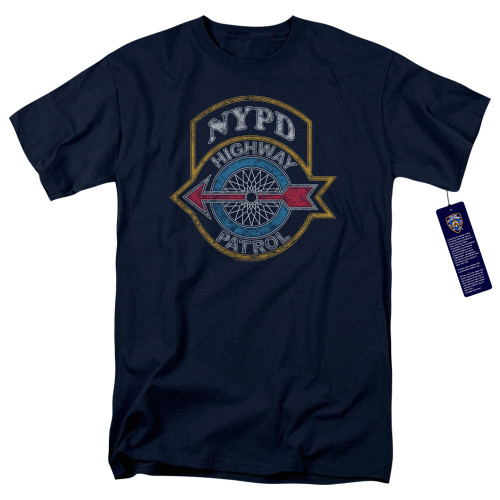 Image for New York City T-Shirt - Highway Patrol