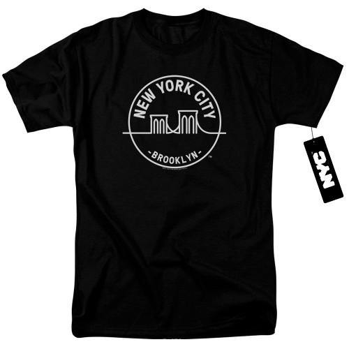 Image for New York City T-Shirt - See NYC Brooklyn