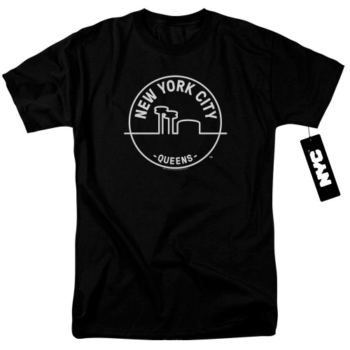 Image for New York City T-Shirt - See NYC Queens