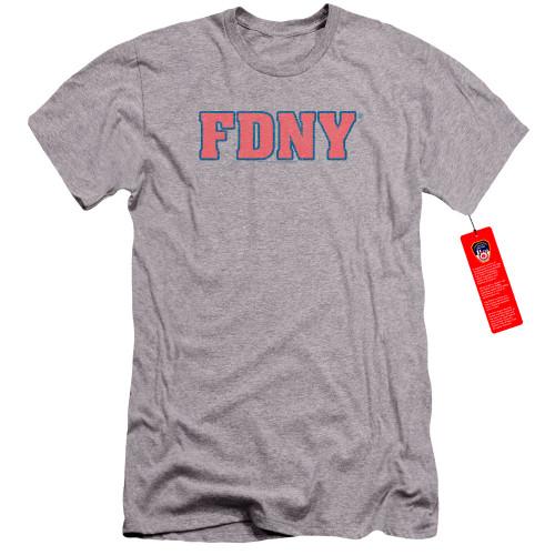 Image for New York City Premium Canvas Premium Shirt - FD NY