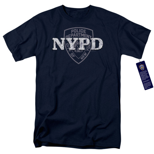 Image for New York City T-Shirt - NYPD