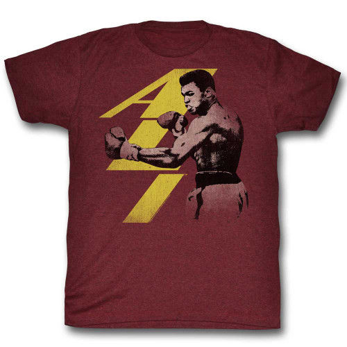 Image for Muhammad Ali T-Shirt - Punch
