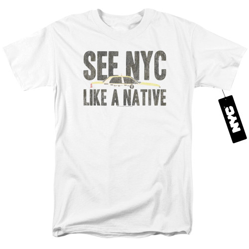 Image for New York City T-Shirt - Like a Native