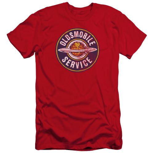 Image for Oldsmobile Premium Canvas Premium Shirt - Vintage Service