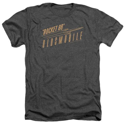Image for Oldsmobile Heather T-Shirt - Retro '88