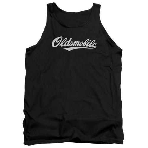 Image for Oldsmobile Tank Top - Cursive Logo