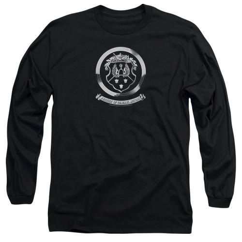 Image for Oldsmobile Long Sleeve Shirt - 1930s Crest Emblem