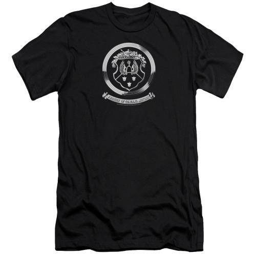 Image for Oldsmobile Premium Canvas Premium Shirt - 1930s Crest Emblem