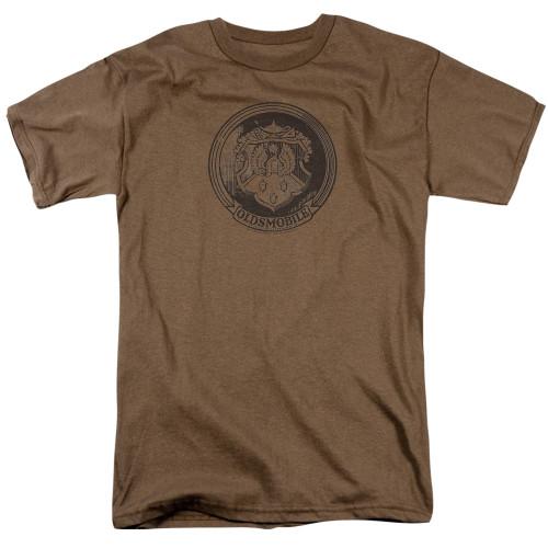 Image for Oldsmobile T-Shirt - 1940s Emblem