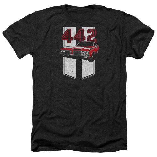 Image for Oldsmobile Heather T-Shirt - 442