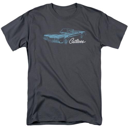 Image for Oldsmobile T-Shirt - '68 Cutlass