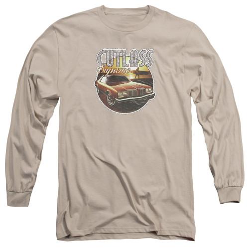 Image for Oldsmobile Long Sleeve Shirt - Supreme